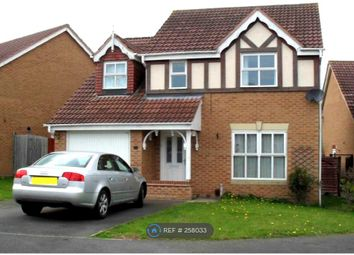 Thumbnail 4 bed detached house to rent in Skylark Close, Bingham