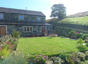 Thumbnail 3 bed barn conversion to rent in Stannery End Lane, Cragg Vale, Hebden Bridge