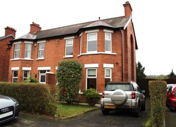 Thumbnail 3 bed semi-detached house to rent in Sandhill Gardens, Belfast