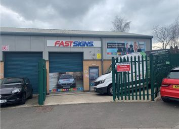 Thumbnail Industrial for sale in Unit 13A, Saffron Way, Off Saffron Lane, Leicester, Leicestershire