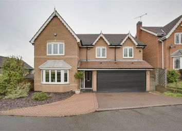 Thumbnail 5 bed detached house for sale in Broomhill Avenue, Worksop, Nottinghamshire