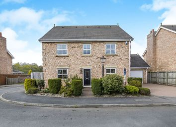 Thumbnail 4 bed detached house for sale in St. Johns Mews, Burnhope, Durham