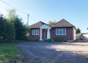 Thumbnail 3 bed bungalow for sale in Bethany, Southend Road, Howe Green, Chelmsford, Essex