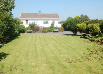 Thumbnail 3 bed detached bungalow for sale in West Cliff, Southgate