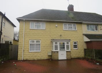 3 bed semi-detached house for sale in Chantry Avenue, Bloxwich, Walsall WS3