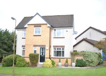 Thumbnail 3 bedroom detached house for sale in Bankton Drive, Murieston, Livingston