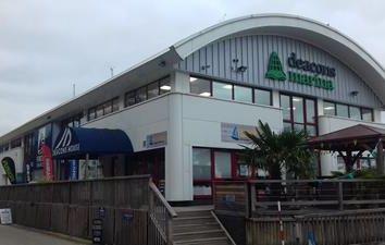 Thumbnail Office to let in Unit E Deacons House, Deacons Marina, Bursledon Bridge, Southampton