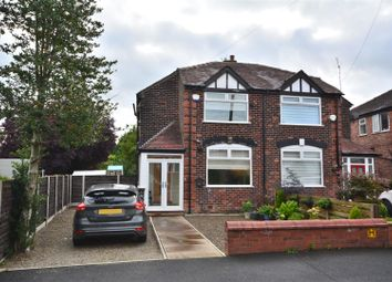 Thumbnail 3 bed semi-detached house for sale in Windsor Road, Prestwich, Manchester