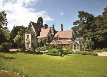 Thumbnail 6 bed detached house to rent in Windlesham, Surrey