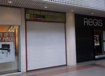 Thumbnail Retail premises to let in Less Than 1500 Sq/Ft Retail Units, Concourse Shopping Centre, Skelmersdale