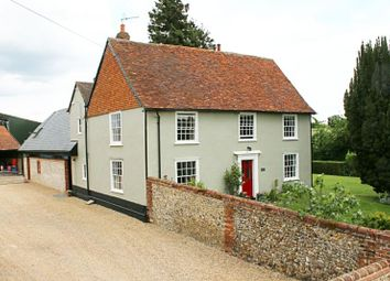 Thumbnail 4 bed detached house to rent in Dunmow Road, Thaxted, Essex