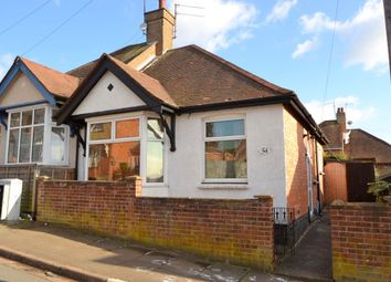 Thumbnail 2 bed bungalow for sale in Yelvertoft Road, Kingsthorpe, Northampton