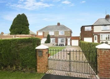Thumbnail 2 bed semi-detached house for sale in Cross Lane, Sacriston, Durham