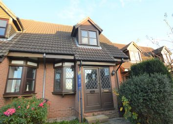 Thumbnail 2 bed end terrace house to rent in School Green, Clutton, Chester