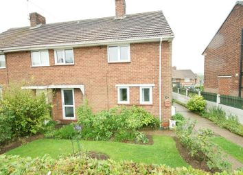 Thumbnail 3 bedroom semi-detached house for sale in Chestnut Drive, Shirebrook, Mansfield