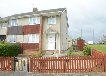 Thumbnail 3 bed semi-detached house for sale in Fairway Close, Oldland Common, Bristol