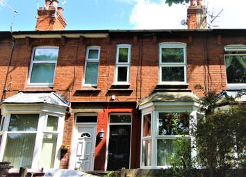 2 bed terraced house for sale in Charlesworth Avenue, Nottingham NG7