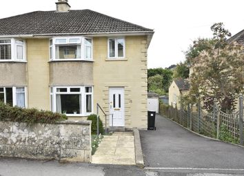Thumbnail 3 bed semi-detached house for sale in Fuller Road, Bath, Somerset