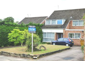 Thumbnail 4 bed detached house for sale in Gallus Close, London