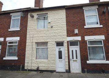 Thumbnail 3 bedroom terraced house for sale in Oldfield Street, Fenton, Stoke-On-Trent