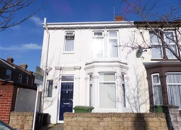 Thumbnail 1 bedroom property to rent in Claydon Avenue, Southsea