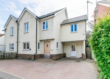 Thumbnail 5 bed semi-detached house for sale in Thaxted Road, Saffron Walden