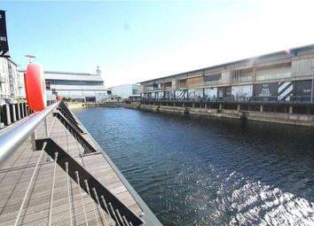 Thumbnail 1 bed flat to rent in The Wharf, Dock Head Road, Chatham, Kent