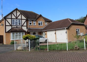 Thumbnail 4 bed detached house to rent in Jasmine Close, Hamilton, Leicester
