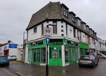 Thumbnail Retail premises for sale in Shop, 703 & 701A, London Road, Westcliff-On-Sea