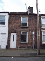 Thumbnail 2 bed terraced house to rent in Queen Anne Street, Shelton, Stoke-On-Trent