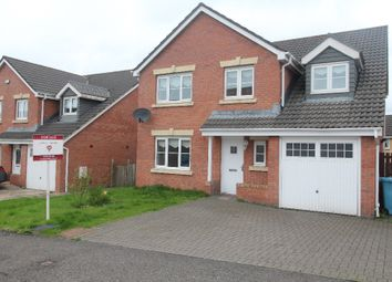 Thumbnail 5 bed detached house for sale in Linkwood Road, Airdrie, North Lanarkshire