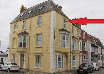 Thumbnail 2 bedroom flat to rent in Warren Street, Tenby