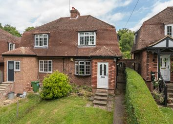 Thumbnail 3 bed semi-detached house for sale in Woodlands View, Badgers Mount, Sevenoaks