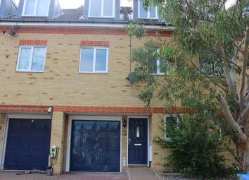 Thumbnail 4 bed town house for sale in High Tor View, Thamesmead