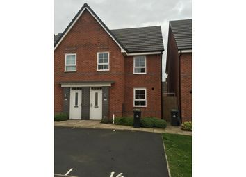 Thumbnail 3 bed property to rent in Havilland Place, Stoke-On-Trent