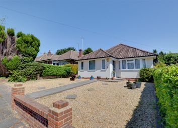 Thumbnail 3 bed detached bungalow for sale in Beeches Avenue, Broadwater, Worthing