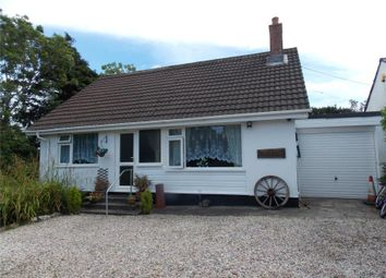 Thumbnail 3 bed detached bungalow for sale in Church Hill, St Day, Redruth