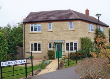 Thumbnail 3 bed semi-detached house for sale in Delius Close, Swindon