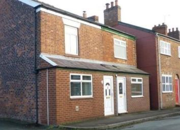 Thumbnail 2 bed semi-detached house to rent in Dean Street, Winsford
