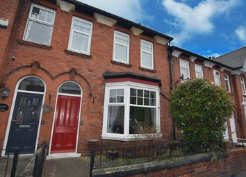 Thumbnail 4 bed terraced house for sale in Grange Avenue, Scarborough