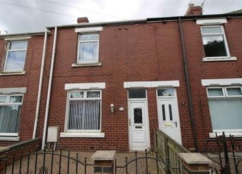 Thumbnail 2 bed terraced house to rent in Brompton Terrace, Houghton Le Spring