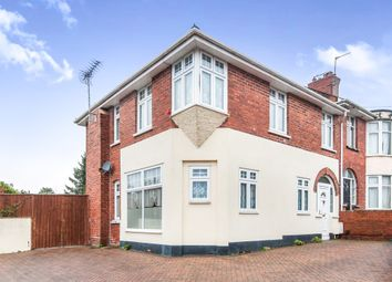 Thumbnail 4 bed semi-detached house for sale in Thompson Road, Exeter