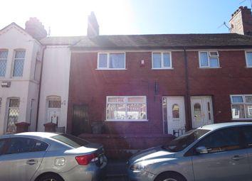 Thumbnail 3 bed town house for sale in Elm Street, Cobridge, Stoke-On-Trent