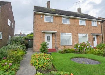 Thumbnail 2 bed semi-detached house for sale in Swinnow Walk, Bramley, Leeds