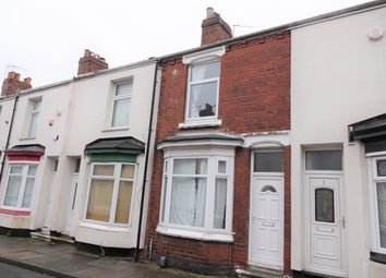Thumbnail 3 bed terraced house to rent in Faraday Street, Middlesbrough