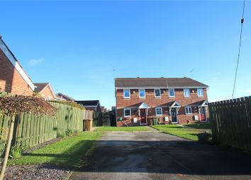 Thumbnail 2 bed town house for sale in Millars Walk, South Kirkby, Pontefract
