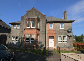 Thumbnail 3 bed flat for sale in Barclay Square, Renfrew
