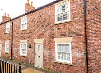 Thumbnail 2 bed terraced house to rent in Robert Street, Selby, North Yorkshire