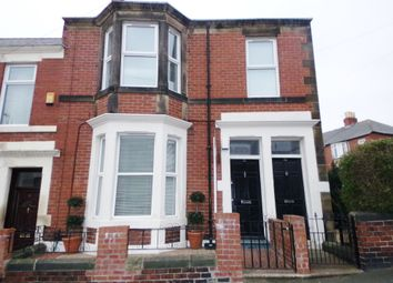 Thumbnail 2 bed flat to rent in Enfield Road, Gateshead