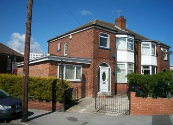 Thumbnail 4 bed semi-detached house to rent in Eden Drive, Headingley, Leeds